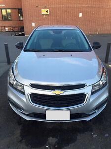 2015 Chevrolet Cruze 1LS Sedan