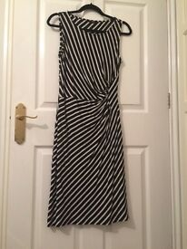 Black and white dress size 14 from F&F