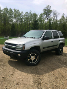 2004 Chevy Trailblazer LT 4X4