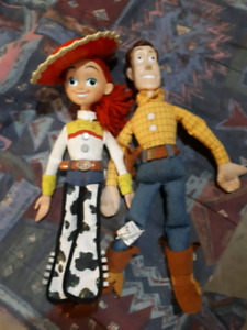 Woody jesse and toys