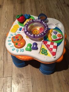 Fisher price picnic table baby toy