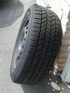 Tires with rims 250$ OBO