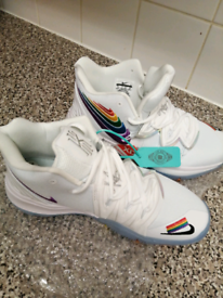 Brand new Nike rainbow colours mids sneakers Ltd edition last pair. UK