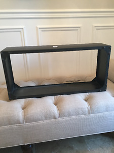 Restoration Hardware Baby & Child Industrial Rivet Display Shelf