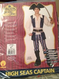 Pirate of the Caribbean Costume Strathcona County Edmonton Area image 1