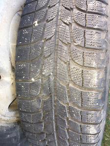 Michelin X-Ice Winter Tires 215/70 R15 Kingston Kingston Area image 2