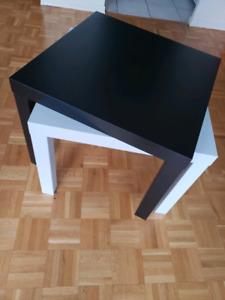 Side coffee table Lack Ikea