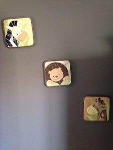 Ivy & Lambs crib set London Ontario image 3