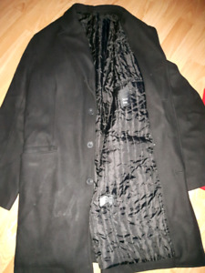 Men's size 46 Busco Uomo winter coat