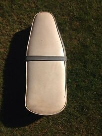 Lambretta seat
