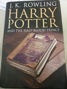Harry Potter & the Half-Blood Prince, Hardcover