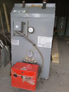 OIL Furnace for hydronic heating system