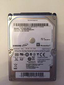 Samsung STL500LM012 hard drive