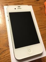 iPhone 4S 32 gig White