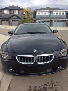 2007 BMW 650i EXCELLENT CONDITION RCD PRICE - NO ACCIDENTS