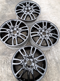 "16"" black Renault Kangoo, Peugeot Partner, Mercedes Citan alloy wheels"