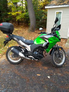 2017 versys 300 abs