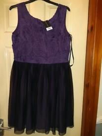Ladies dorothy perkins dress size 14