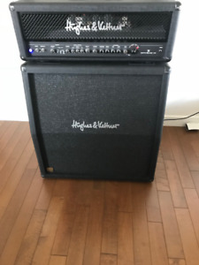 Hughes and Kettner Switchblade 100 Watt Tube half stack