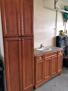 Bathroom Vanity and/or Linen Armoire