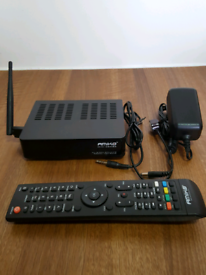 Full HD Digital Satellite and T2 Terrestrial/Cable Receiver