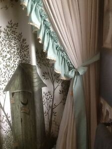 Bathroom Curtain's and Valances Kitchener / Waterloo Kitchener Area image 3
