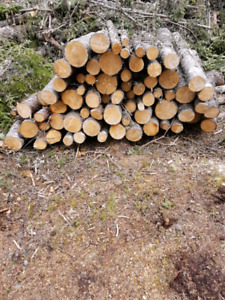 Firewood for sale.