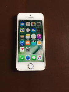 Mint Condition iPhone 5S  16Gb with two protective cases