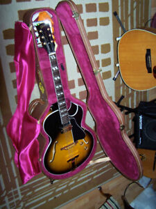 Gibson ES-165 and Polytone Amp