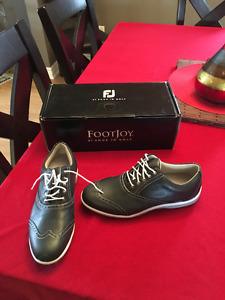 FootJoy LoPro casual golf shoes size 9 charcoal