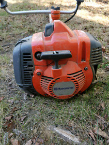 Brush cutter weed wipper