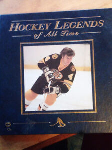 Special edition  legends Hockey book