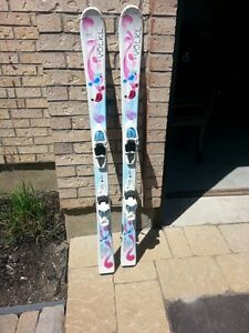 Volkl Chica 130 skis