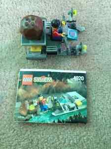 Lego System Rock Raoders HQ#4990n+ #4920 1999 (complete set) Cambridge Kitchener Area image 3