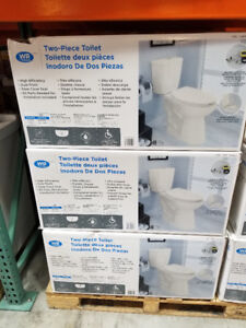 Need a new toilet?