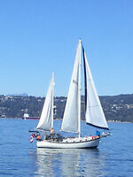 Hans Christian 43 Ketch For Sale