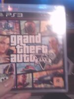 Jeu playstation 3 Gta 5      20$