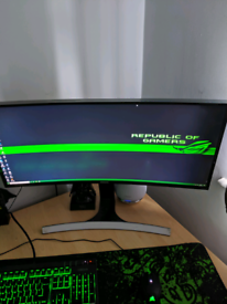 Ultrawide monitor | New & Second-Hand Computer Monitors for Sale