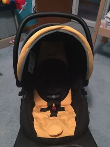 Safety First Infant Car seat and Base