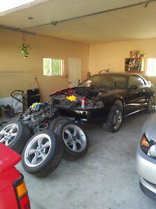 2000 Ford Mustang GT Coupe Project