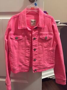 Old navy size M (8) youth jean jacket