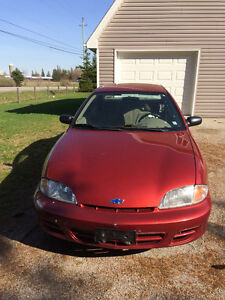 2000 Chevrolet Cavalier Other