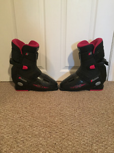 Ski boots ladies size 10