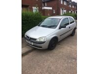 2002 Vauxhall Corsa ****DIESEL****CHEAP TAX FUEL AND INSURANCE**IDEAL FIRST CAR*EXCELLENT RUNNER***