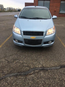 2011 Chevrolet Aveo 5 LT For Sale
