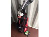 TaylorMade Golf Clubs - ideal for beginner