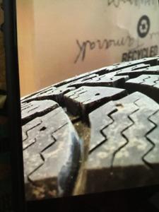 1 Winter tire winter nordic, P225/55R17 95H