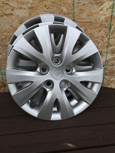 Genuine Honda wheel covers