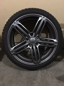 Audi S3 Winter Tires With Rims