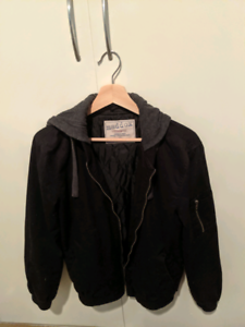 Myers 'Maddox Authentic' Hooded Jacket Sml. Ascot Brisbane North East Preview